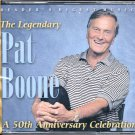 THE LEGENDARY PAT BOONE (4 CD) A 50th ANNIVERSARY CELEBRATION Reader's Digest Music