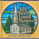 101 Best-Loved Hymns (4 CD) Reader's Digest Music