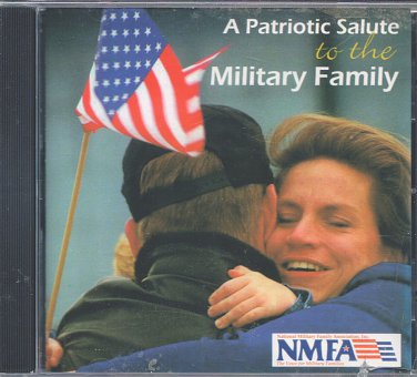 A Patriotic Salute to the Military Family + John Wayne's America Why I Love Her CDs