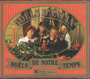 Noels D'Antan Noels De Notre Temps (3 CD) Reader's Digest Christmas Music