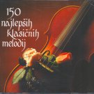 150 Najlepših Klasičnih Melodija (150 Best Loved Melodies) Reader's Digest 6CD