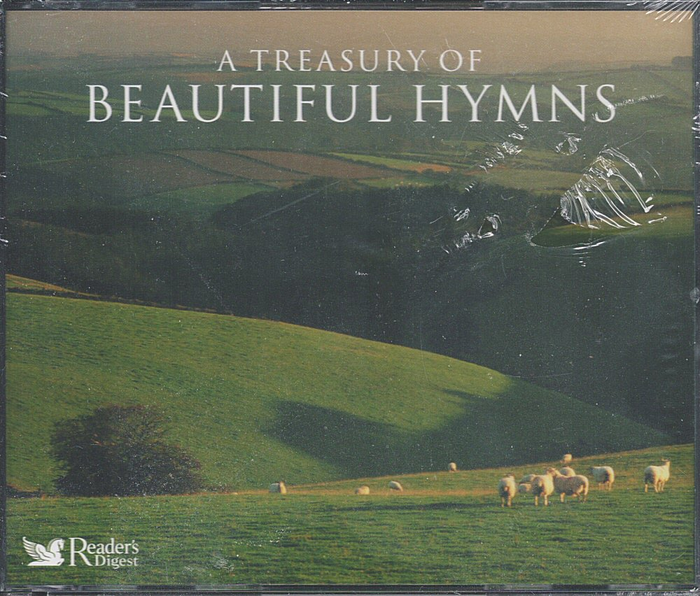 A Treasury of Beautiful Hymns (3 CD) Reader�s Digest Music (UK) Religious box set