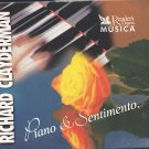 Richard Clayderman Piano e Sentimento (5 CD) Reader's Digest (Brazil)