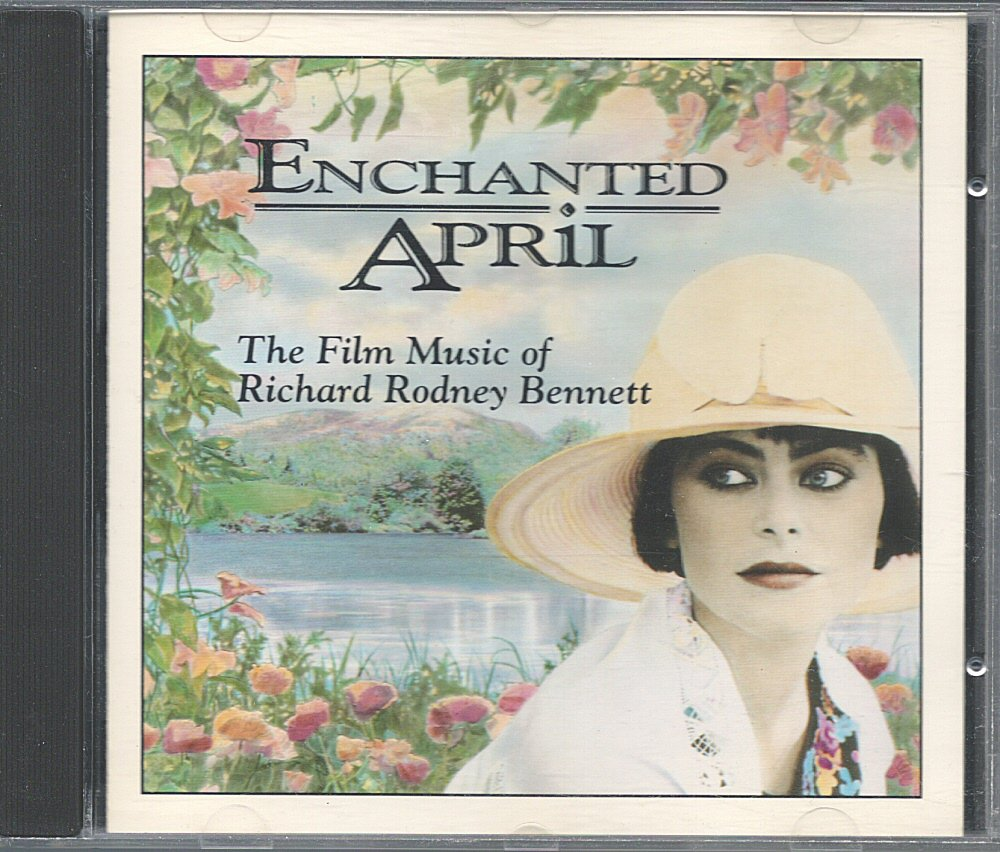 Enchanted April - Film Music of Richard Rodney Bennett - CD Soundtrack - Bay Cities