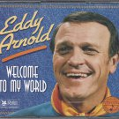 Eddy Arnold Welcome to My Wold (3 CD) Reader's Digest Music Box Set Hits