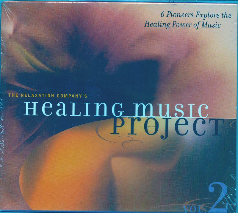 Healing Music Project Vol. 2 (CD) The Relaxation Company - Sound Healing - Meditation