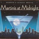 Martinis as Midnight (4 CD) Reader's Digest Music - Cocktail Jazz - Chet Baker - Ella Fitzgerald