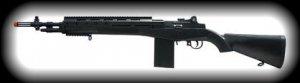 M160B2 AGM M14 Bolt Action Spring Airsoft Sniper Rifle