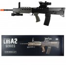 AGM L85A2 Airsoft Spring Rifle British Enfield SA80 Gun