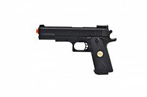Double Eagle Colt .45 1911 Spring Airsoft Pistol P169