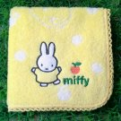 Miffy Handkerchief - Yellow
