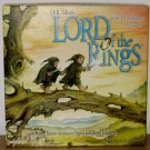 J.R.R. TOLKIEN'S LORD OF THE RINGS BOARD GAME 2003 Eagle Esdevium Hobbit Reiner