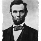 Abe Lincoln RESTORE HONOR Tee! WHITE Tee Adult 2XL