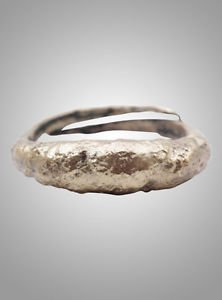 Viking Ring Warriors Jewelry C.866-1067 A.D. Size 9 1/2  (20.9mm)(Brr985)