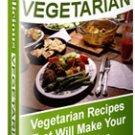 Delicious vegetarian.