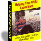 Help Your Child learn math.