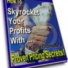 Proven Pricing secrets.