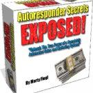 Autoresponder Secrets Eposed.