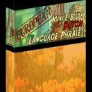 Deutch Phrase Mini-eBook.