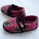 Funky colourful childrens shoes for boys or girls. Pink. Baby toddler small size
