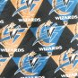 RM Sport Washington Wizards Black Blue Yellow Novelty mens 100% Silk necktie tie