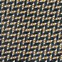 Bill Blass Navy Blue Red Yellow Blue Geometric Design 100% Silk mens necktie