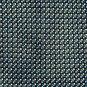 Kenneth Cole Reaction Blue Green Grey Black Geometric Design Mens 100% Silk Necktie Tie
