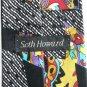 Seth Howard Modern art design mens 100% Silk necktie tie