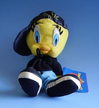 LOONEY TUNES 1998 TWEETY W/CAP WITH TAGS