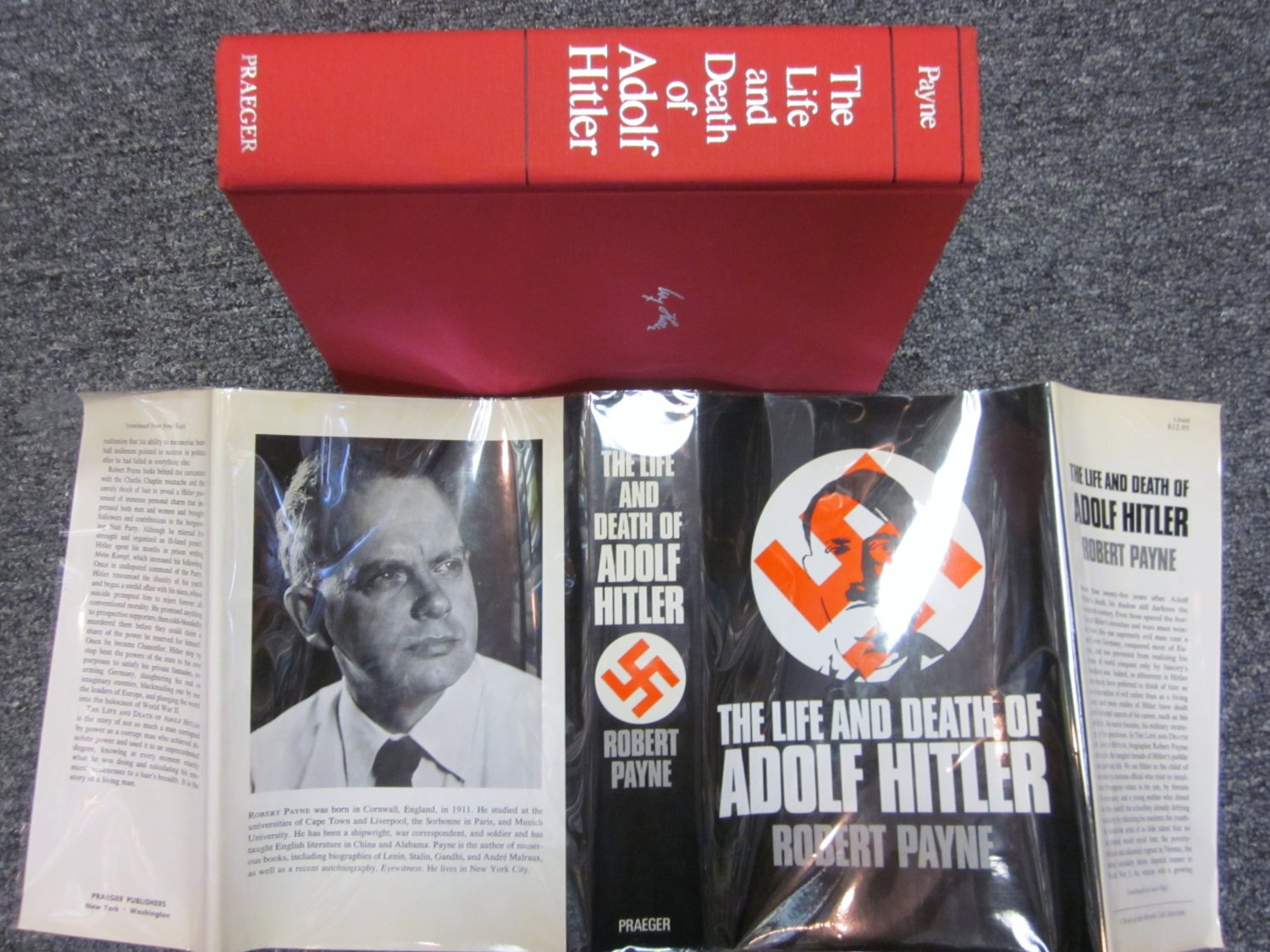 THE LIFE AND DEATH OF ADOLF HITLER WWll