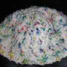 Cupcake Rainbow Warm Winter Hat Beanie One Size Should Fit All