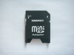 Kingmax Mini SD Adapter