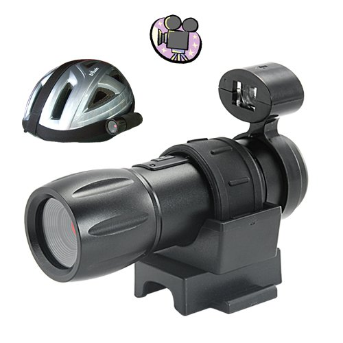 New Extreme Sports Camera - All Metal Hercules Edition