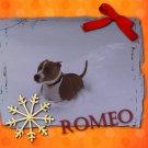 Animals Romeo 8.5 x 8.5