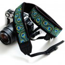 A camera strap for DSLR - Dancing Peacock