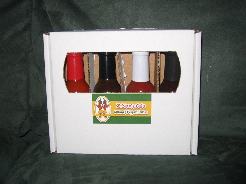 4 Sauce Gift Box