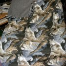 Knotted Fleece Blanket