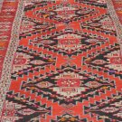 Persian Hamadan Village Rug Runner