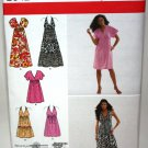 Dress Pattern with Style Variations - Simplicity 2642