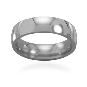 5mm Stainless Steel Band