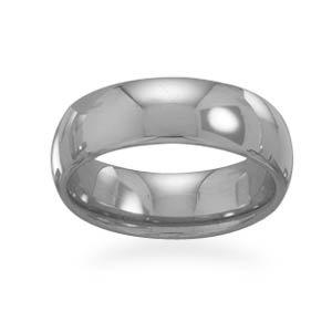 Tungsten Carbide 6mm Band