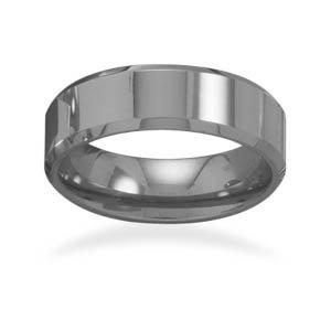 Tungsten Carbide with Beveled Edge