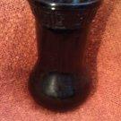 Vintage Amethyst Short Vase