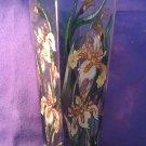 Amia Stained (Iris) Glass Vase