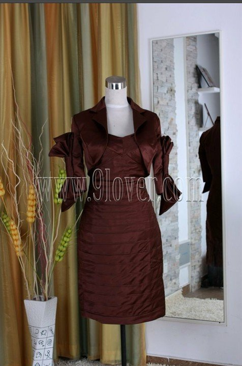 2011 factory real work exibition mother of bridal dress 5377