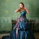 2012 Brand New Ball Gown Strapless Quinceanera Dress 9loverQ0005