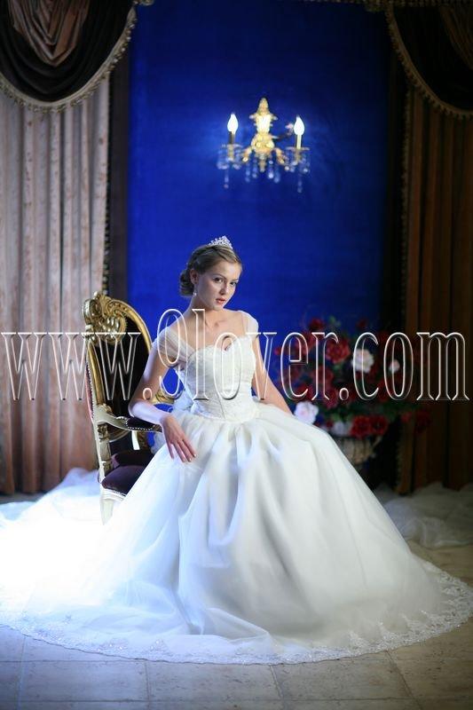 2012 Cinderella Ball Gown Wedding Dress 9lover0006