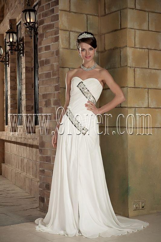 2013 Gorgeous White Wedding Dress 9lover0009