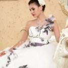 2011 designer wedding dress PNV001