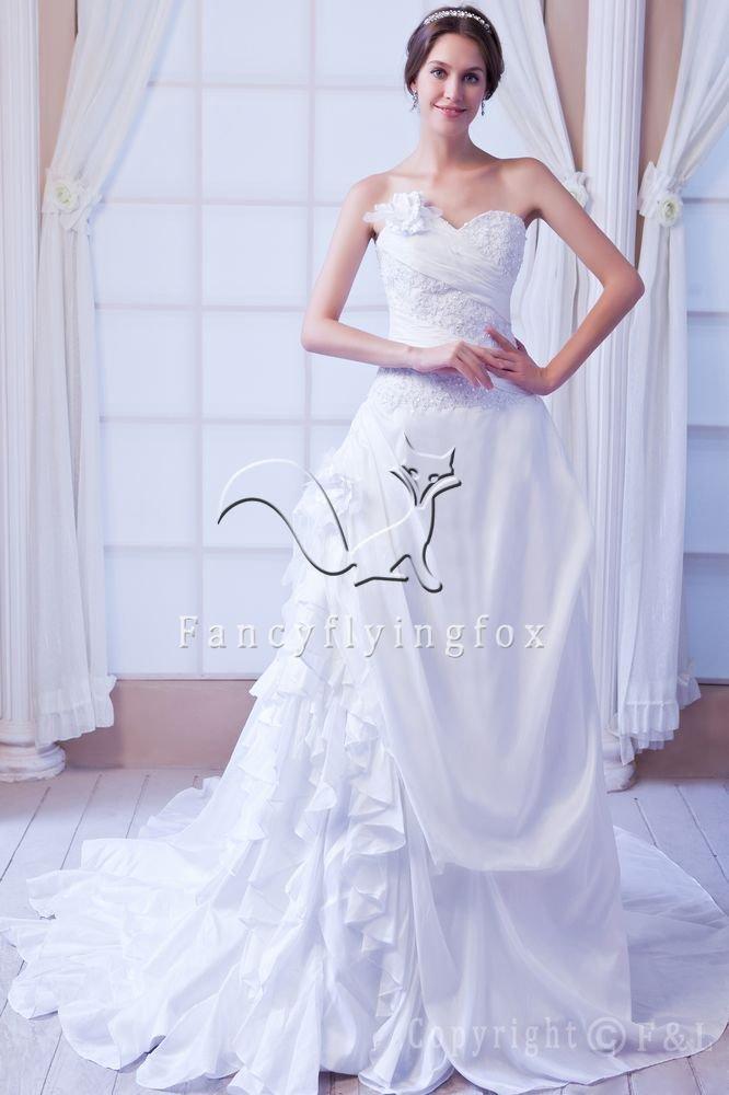 2011 designer wedding dress AA2163